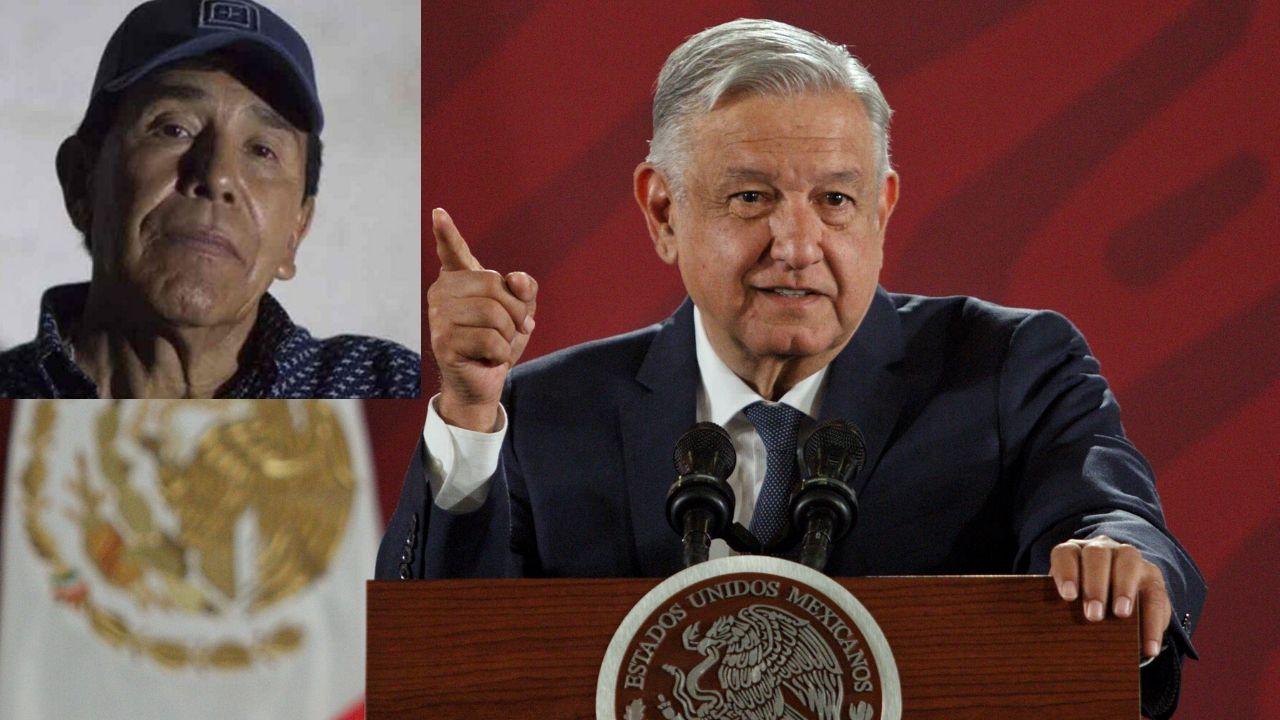 El Presidente Obrador busca que los bienes del Narco Rafael Caro Quintero se los quede México