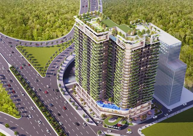 Dự án chung cư Green Diamond Tây Hồ, Võ Chí Công Nhật Tân Phú Thượng Hà Nội