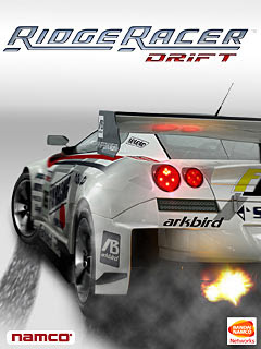Ridge Racer Drift Java Game