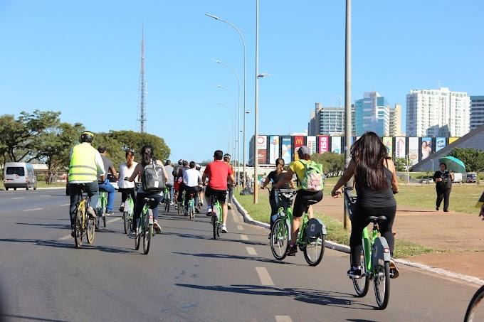 Mobilidade: Número de ciclistas mortos tem redução de 23,7%