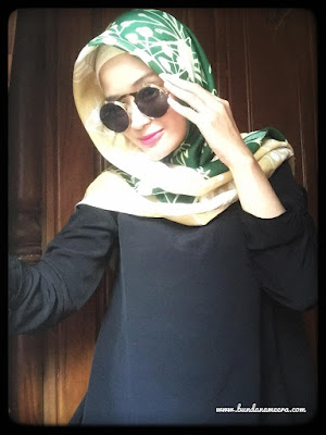 model jilbab masa kini,