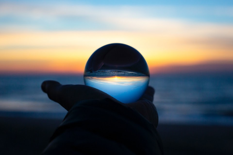 Future Search Crystal Ball