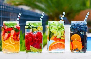 Aneka Resep Infused Water