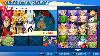 NEW DBZ TTT MOD + MENU PERMANENTE  SUPER VS HEROES VERSION FINAL PARA ANDROID PC [PPSSPP]