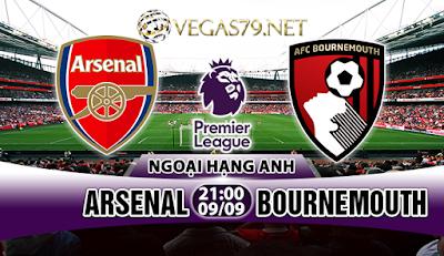 Nhận định, soi kèo nhà cái Arsenal vs Bournemouth
