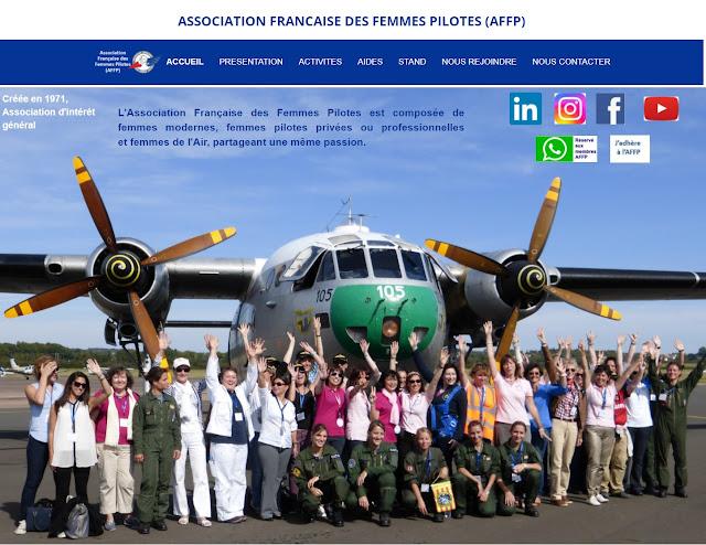 AFFP: Association Francaise Femmes Pilotes