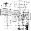 The Crafter's Workshop MINI SKETCH GRID 6x6 stencil