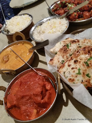 South austin foodie the best restaurants in south austin for Asiana indian cuisine