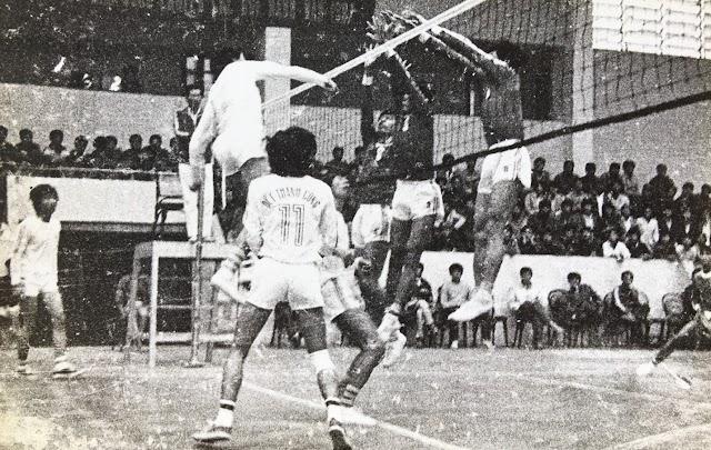 Tìm nguyên nhân thành công của bóng chuyền Sài Gòn - TPHCM trước đây