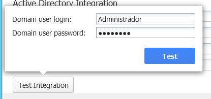 Nakivo: Integrar en Active Directory