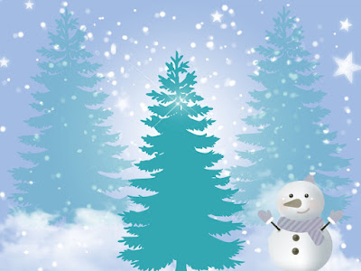 christmas card background images