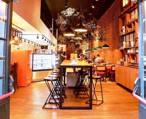 DarkCoffee - uma cafeteria no Centro do Rio