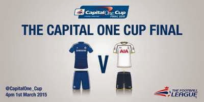 Capital One Cup Final Ticket Details
