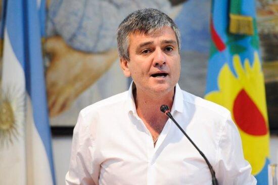 """Zabaleta: """"El Gobierno se puso al frente"""" en el tema seguridad en la provincia"""