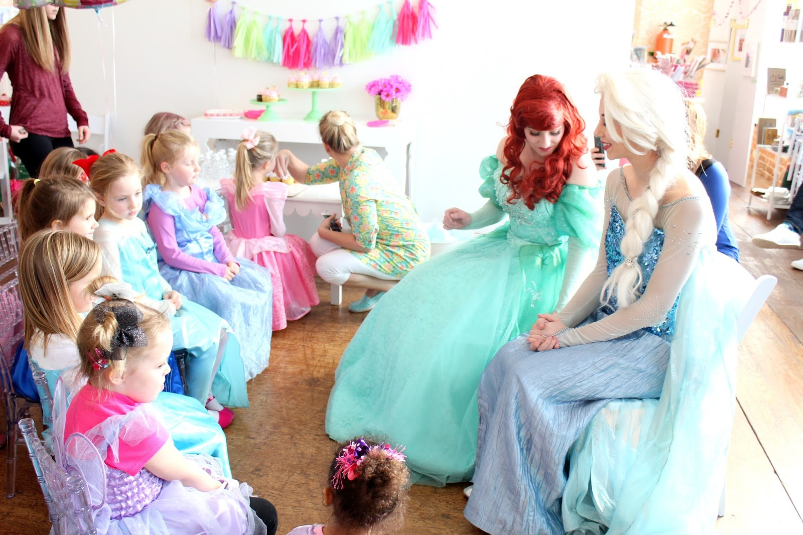 For the Love of Character: Pretty Pretty Princess Party