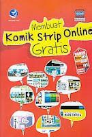 toko buku rahma: buku MEMBUAT KOMIK STRIP ONLINE GRATIS, pengarang wahana komputer, penerbit andi