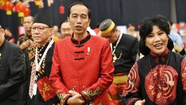 Jokowi Sebut Ahok Berulang Kali, Pakar Ekspresi: Nyinyir-Kecewa
