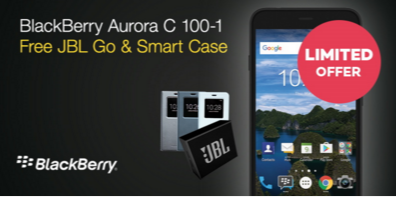 Blackberry Android Aurora