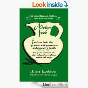 Mother Food: A Breastfeeding Diet Guide with Lactogenic Foods and Herbs