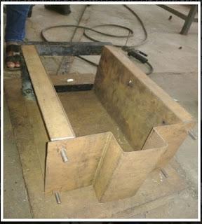 interlocking concrete blocks