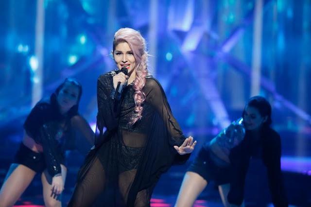 Lea Sirk / Eurovision 2018 / Slovenia