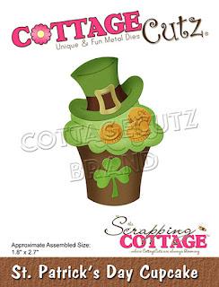 http://www.scrappingcottage.com/cottagecutzstpatricksdaycupcake.aspx