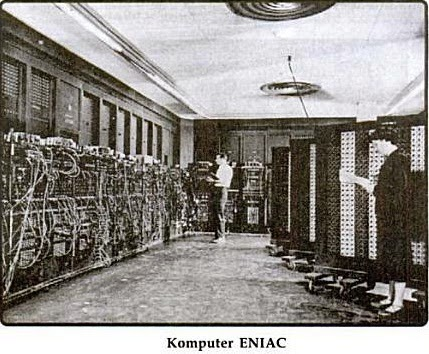 Pengertian Komputer Sejarah dan Manfaat Komputer