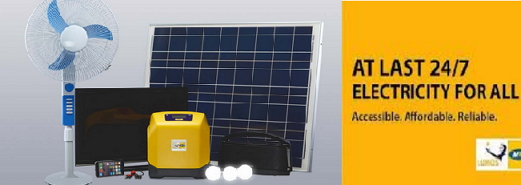MTN Solar: Mobile Electricity Power Reliable For Home Use