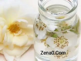 كيفية صنع ماء الورد في بيتك؟