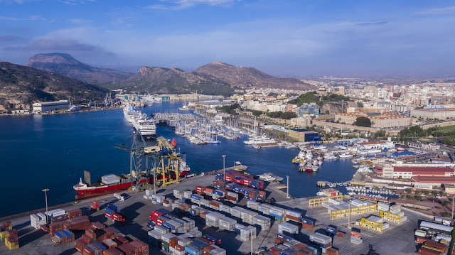 How is new Sea port developed OR New port development process