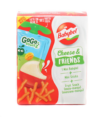 Babybel cheese & Friends