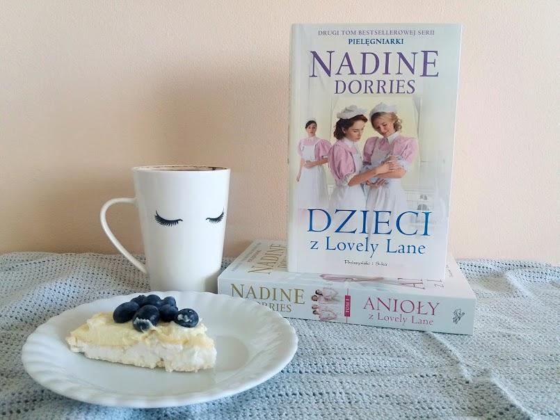 """Walka z wrogiem: """"Dzieci z Lovely Lane"""" - Nadine Dorries"""