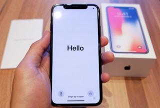 Paket Bundling Smartfren iPhone X Mulai Rp 8 Juta