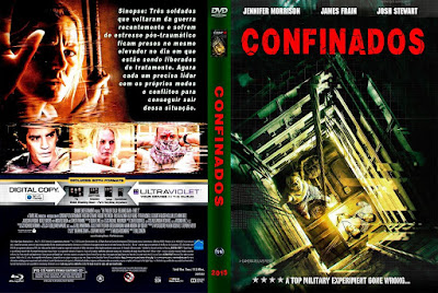 Confinados (Event 15) DVD Capa