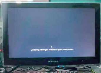 """Cara Mengatasi Masalah """"Undoing Changes Made To Your Computer"""""""