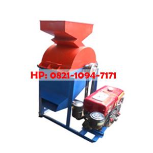 Mesin Hammer Mill - Mesin Penghancur Batako / Pasir / Tanah