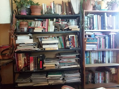 Off of My Bookshelves