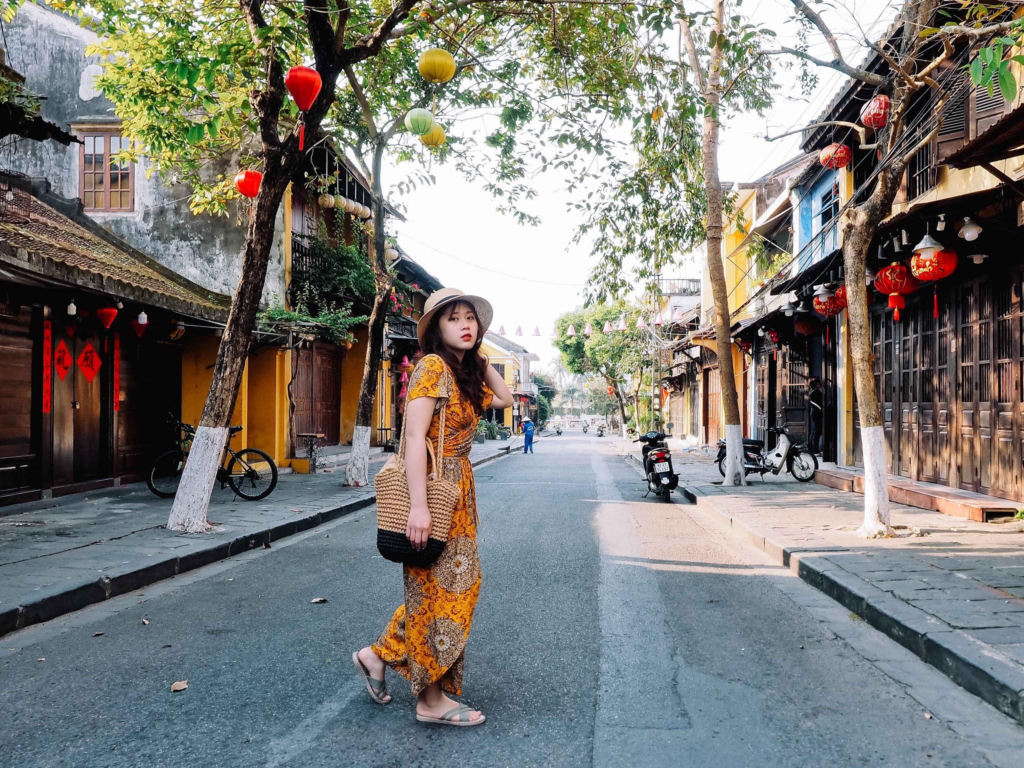 Báo Giá Chụp Ảnh Ngoại Cảnh Hội An - Photographer: Khôi Trần