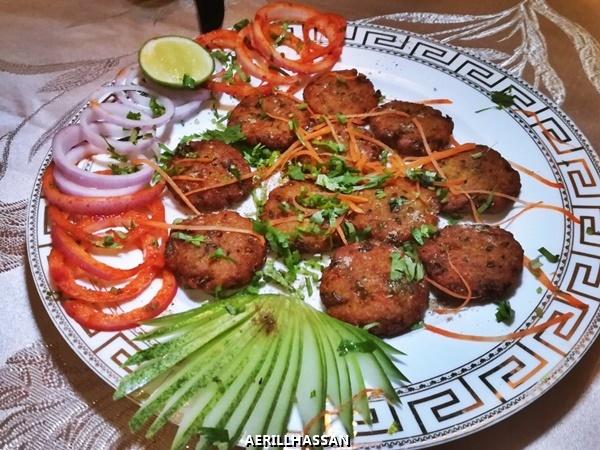 Hera Bhara Kebab