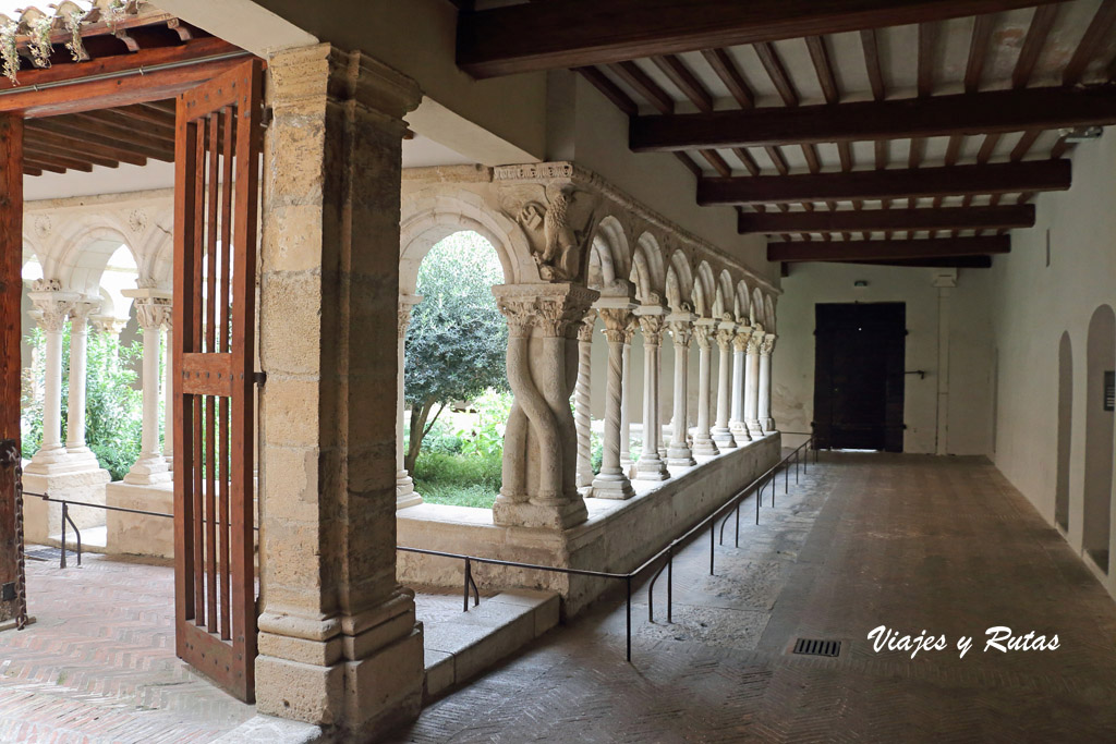 Claustro de la catedral Saint Saveur, Aix en Provence