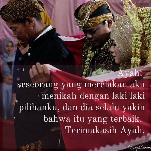 Kata Cinta Untuk Ayah