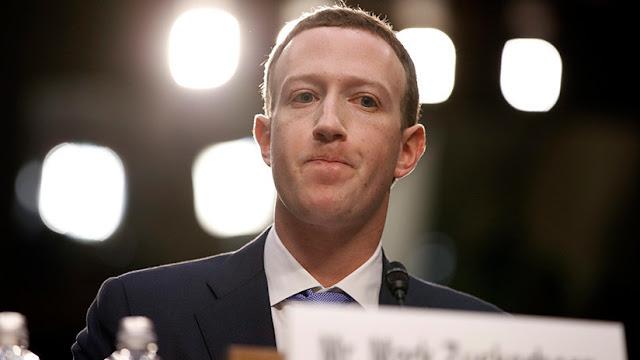 Los datos personales de Zuckerberg también cayeron en manos de Cambridge Analytica
