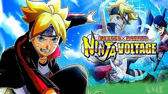 NARUTO X BORUTO Ninja Voltage Mod Apk