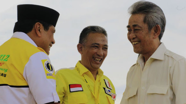 Rudiyanto Asapa : Masyarakat Sinjai Bersatu untuk NH-Aziz