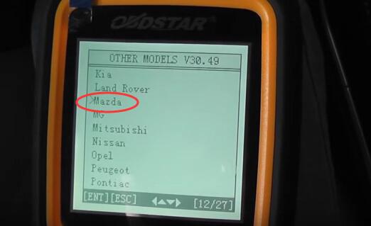 OBDSTAR-X300M-change-Mazda6-mileage-5