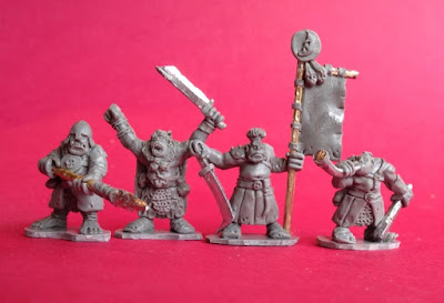 more Armoured Ogre Warriors