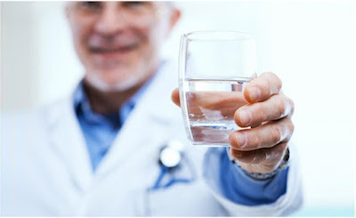 Lợi ích của nước khoáng đối với làn da