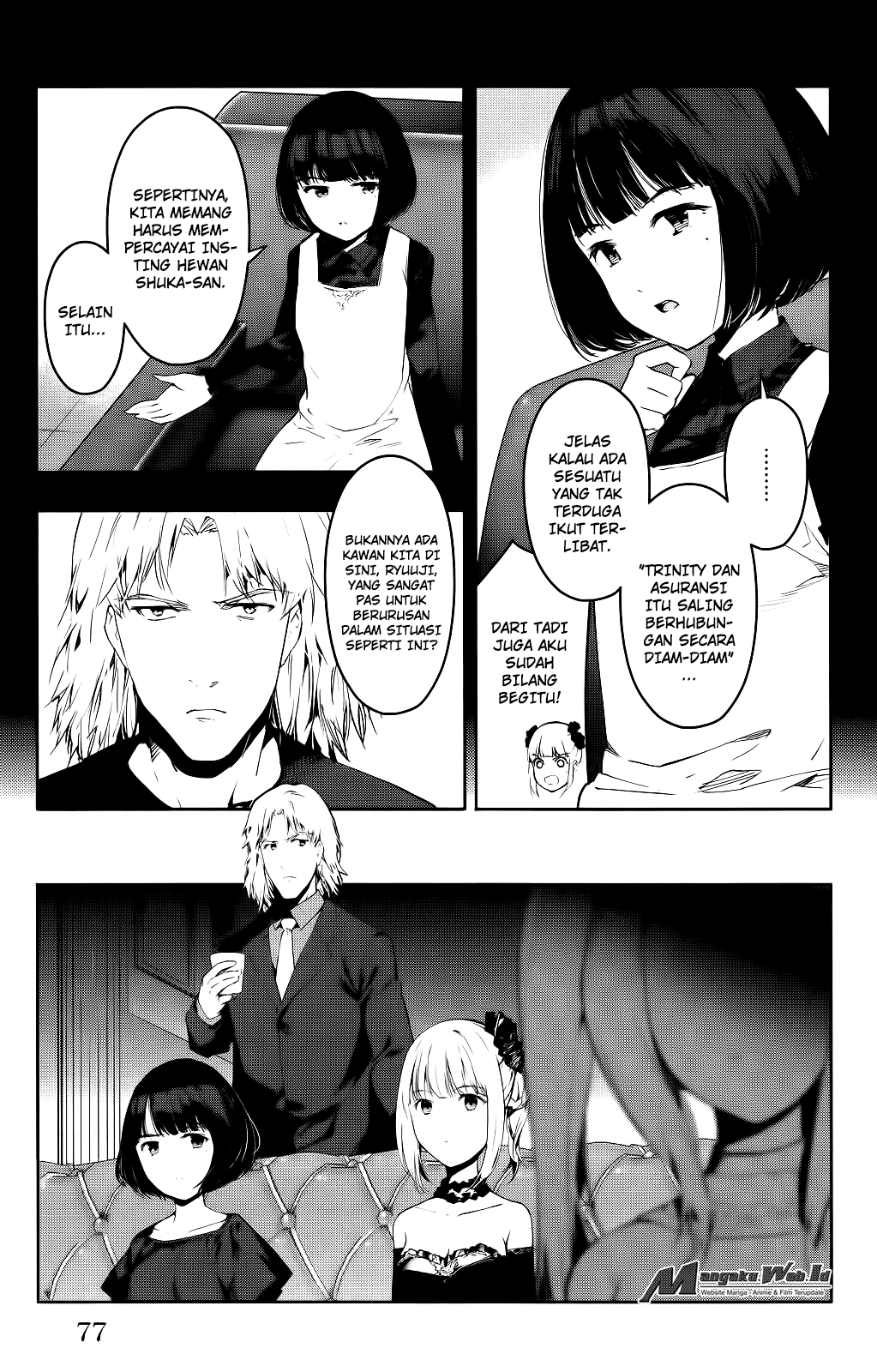 Darwin's Game Chapter 38-29