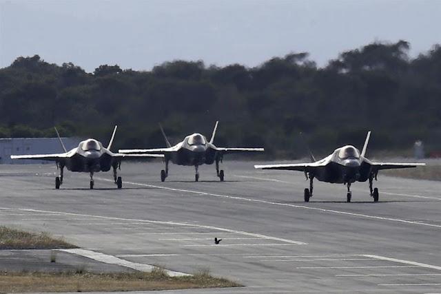 Επίσημα τέλος από τα F-35 η Τουρκία