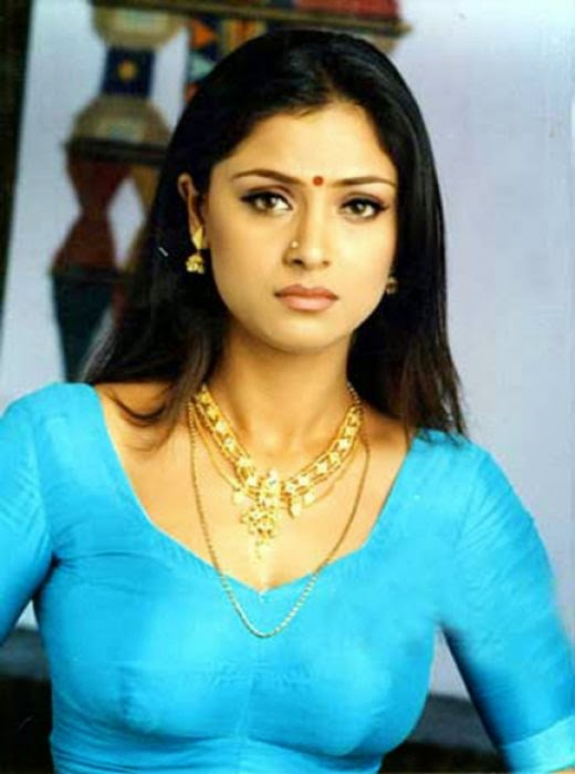 simran hot blouse